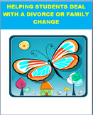 Helping Students Deal with Divorce, Separation or Death-4 activities