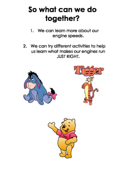 Helping Students to Identify their Engines - 13 page package