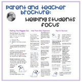 Helping Students with Attention: Tips For Parents