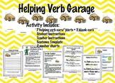 Helping Verb Garage Activity