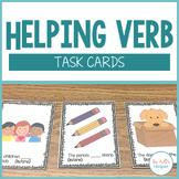 Helping Verb Grammar Cards