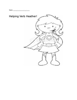 Helping Verb Heather