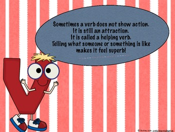 Helping Verbs Introduction - Harcourt