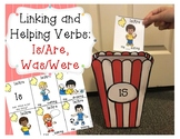 Linking & Helping Verbs - Is/Are, Was/Were