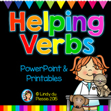 Helping Verbs PowerPoint and Worksheets