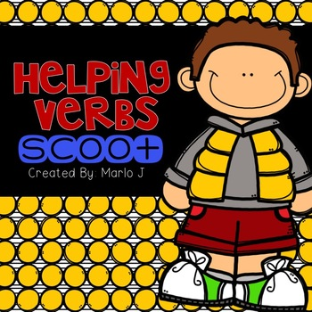 Helping Verbs SCOOT