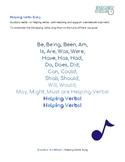 Helping Verbs Song!