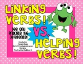 Helping Verbs vs. Linking Verbs What's the Difference?!