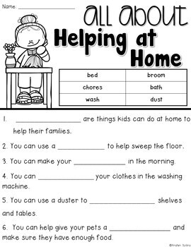 Helping at Home