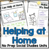 Helping at Home: Household Chores
