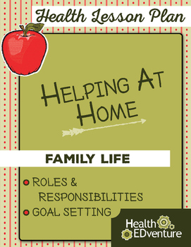 Helping at Home - Lesson Plan