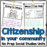 Citizenship: Helping in Your Community
