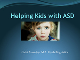 Helping kids with ASD presentation