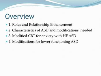 Helping kids with ASD presentation