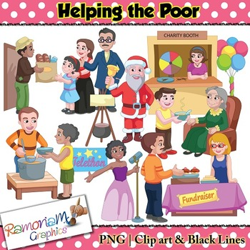 Helping others Clip art