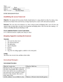 Helping others guided lesson plan