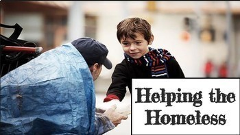 Helping the Homeless Project