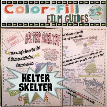 Helter Skelter Color-Fill Film Guide