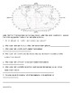Map Hemisphere Practice (Differentiated)