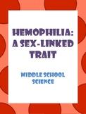 Hemophilia: A Sex-Linked Trait