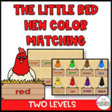 Hen (Chicken) Color Matching