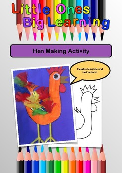 Hen Making Activity