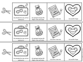 Henkes Comprehension Companion: Printables for 3 Kevin Henkes Books