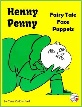 Fairy Tale Henny Penny ACTING