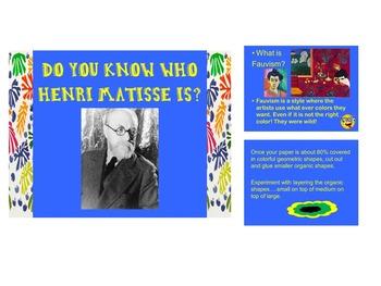 Henri Matisse: Drawing with Scissors