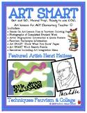 Henri Matisse & Fauvism Art SMART Lesson Plan: Cutout Art Activity & Art History