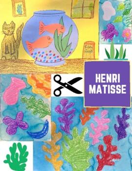 Henri Matisse Fishbowl Art Project