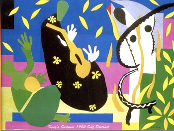 Henri Matisse - Fauvism - Cut Out - Modern Art - Art History - 223 Slides