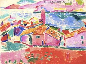 Henri Matisse Art SHOW + TEST = 245 Slides Fauve Painting