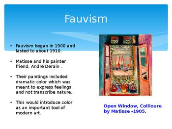 Henri Matisse, The Fauvist Artist