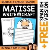 Writing Craft - Henri Matisse Art History