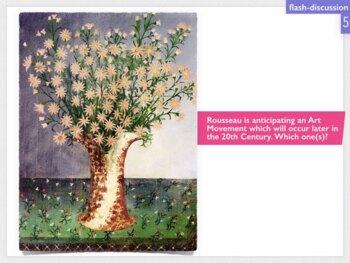 Henri Rousseau Art History - Naïve Symbol Post Impress - Art - 176 Slides