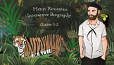 Henri Rousseau Interactive Biography