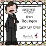 Henri Rousseau - Meet the Artist - Artist of the Month - Lit Unit