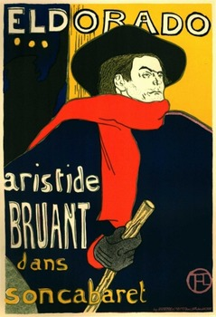 Henri de Toulouse-Lautrec - 48 public domain images to use for anything at all!