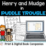 Henry And Mudge Puddle Trouble