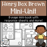 Henry Box Brown Mini-Unit for Black History