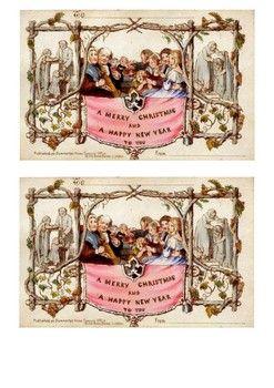 Henry Cole and the First Christmas Card