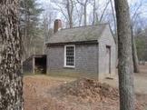 "Henry David Thoreau's ""On Walden Pond"" Cabin Project"