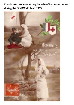 Henry Durant - The Red Cross Handout