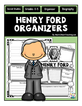 Inventors & Inventions: Henry Ford Research Organizers