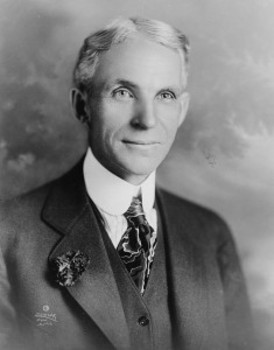Henry Ford Expository Rubric