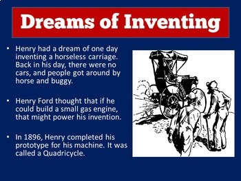 Henry Ford PowerPoint