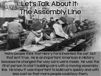 Henry Ford STEM - Car Building STEM