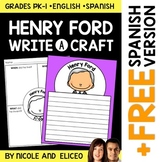 Writing Craft - Henry Ford Inventor