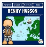 Early Explorers: Henry Hudson Complete Unit with Articles & Activities